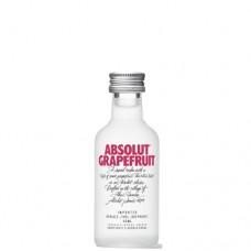 Absolut Grapefruit Vodka 50 ml