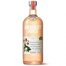 Absolut Juice Strawberry Vodka