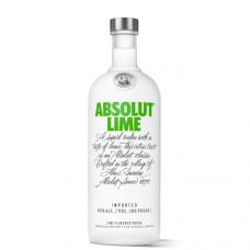 Absolut Lime Vodka 1 L