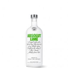 Absolut Lime Vodka 375 ml