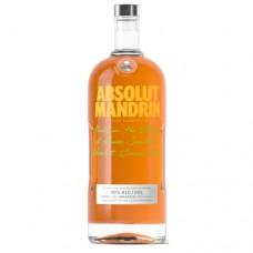 Absolut Mandrin Vodka 1.75 L