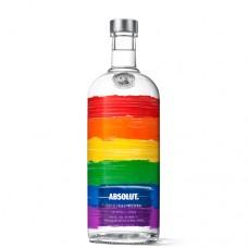 Absolut Rainbow Vodka 1 L