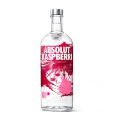 Absolut Raspberri Vodka 1 L