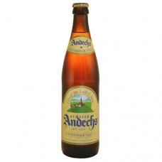 Andechs Weissbier Hell 16.9 oz.