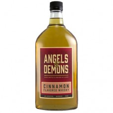 Angels and Demons Cinnamon Flavored Whiskey 750 ml