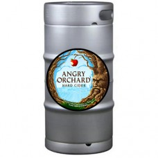 Angry Orchard Crisp Apple 1/6 BBL