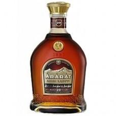 Ararat Armenian Brandy 20 yr.