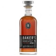 Baker's Single Barrel Bourbon 7 yr.