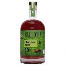 Ballotin Chocolate Mint Whiskey