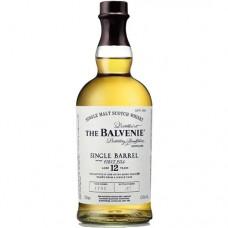 Balvenie Single Malt Scotch Single Barrel 12 yr.