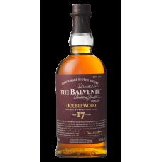 Balvenie Single Malt Scotch Double Wood 17 yr.