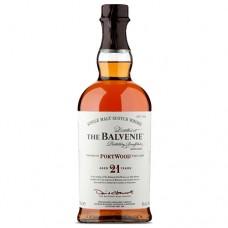 Balvenie Single Malt Scotch Port 21 yr.