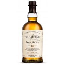 Balvenie Single Malt Scotch Double Wood 12 yr. 200 ml