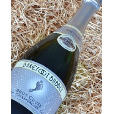 Barefoot Bubbly Brut Cuvee California Champagne