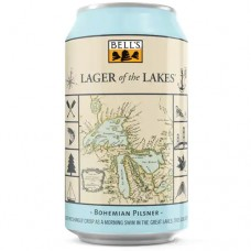 Bell's Lager of The Lakes 6 Pack