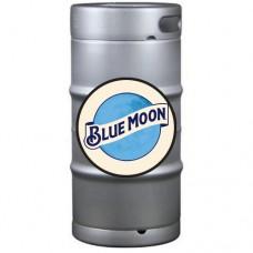 Blue Moon Belgian White Ale 1/6 BBL