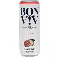 Bon and Viv Spiked Seltzer Grapefruit 6 Pack
