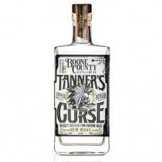 Boone County Distilling Co. Tanner's Curse New Make Bourbon