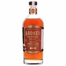 Broken Barrel Amontillado Whiskey