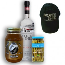 Broken Shed / Hammerhead Bloody Mary Gift Bag