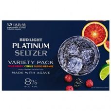 Bud Light Platinum Seltzer Variety 6 Pack