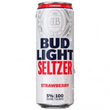 Bud Light Seltzer Strawberry 25 oz.