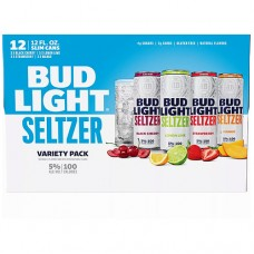 Bud Light Seltzer Variety Remix 12 Pack