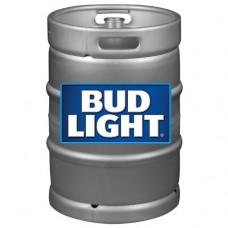 Bud Light 1/2 BBL