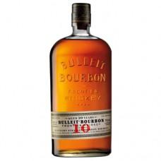 Bulleit Bourbon 10 yr.