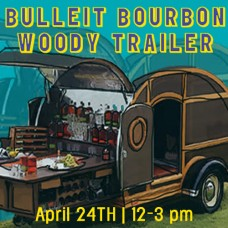 Bulleit Woody Wagon 04.24.2021