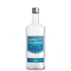 Burnett's Blue Raspberry Vodka 750 ml