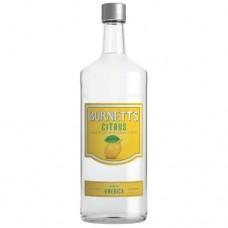 Burnett's Citrus Vodka 1.75 L