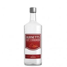 Burnett's Hot Cinnamon Vodka 750 ml
