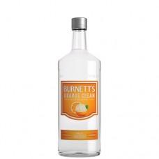 Burnett's Orange Cream Vodka 750 ml