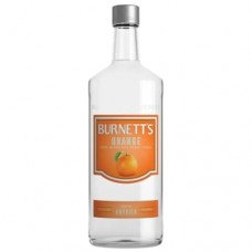 Burnett's Orange Vodka 1.75 L