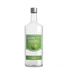 Burnett's Sour Apple Vodka 750 ml