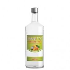 Burnett's Tropical Fruit Vodka 750 ml