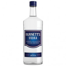 Burnett's 80 Vodka 1.75 L