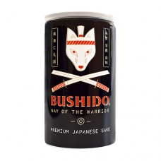 Bushido Way of the Warrior Ginjo Genshu Sake