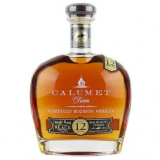 Calumet Farm Single Rack Black Bourbon 12yr.