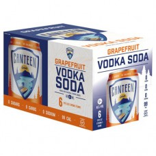 Canteen Grapefruit Vodka Soda