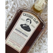 Cassius Clay Straight Bourbon Whiskey TPS Private Barrel Slection