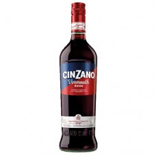 Cinzano Rosso Sweet Vermouth 1 L