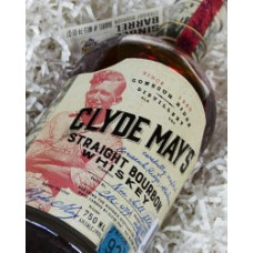 Clyde May's Straight Bourbon Whiksey TPS Private Barrel Selection