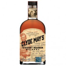 Clyde May's Straight Bourbon 375 ml