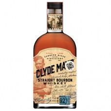 Clyde May's Straight Bourbon TPS Private Barrel Selection