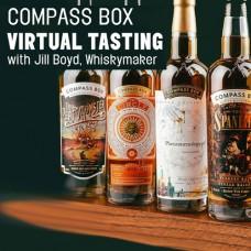 Compass Box Virtual Tasting 02.11.21