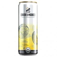 Crook and Marker Spiked Lemonade 8 Pack