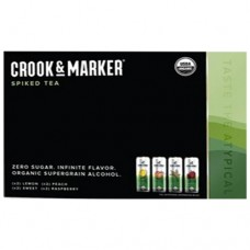 Crook and Marker Spiked Tea 8 Pack