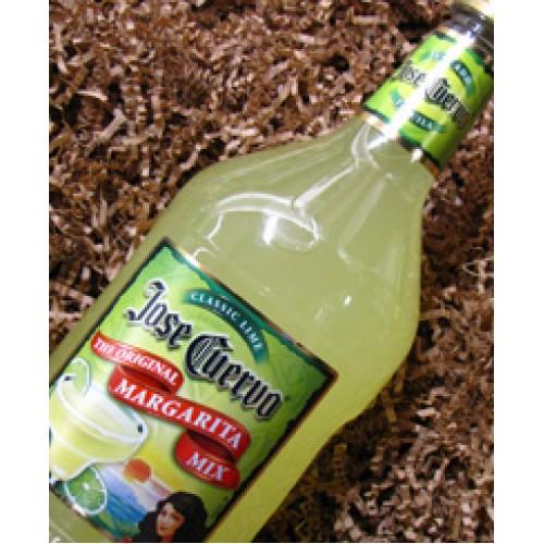 Jose Cuervo Ready Made Margarita Classic Lime: Jose Cuervo Classic Lime Margarita Mix